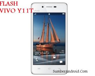 Cara Mudah Flash Vivo  y11t Via Flashtool dengan PC