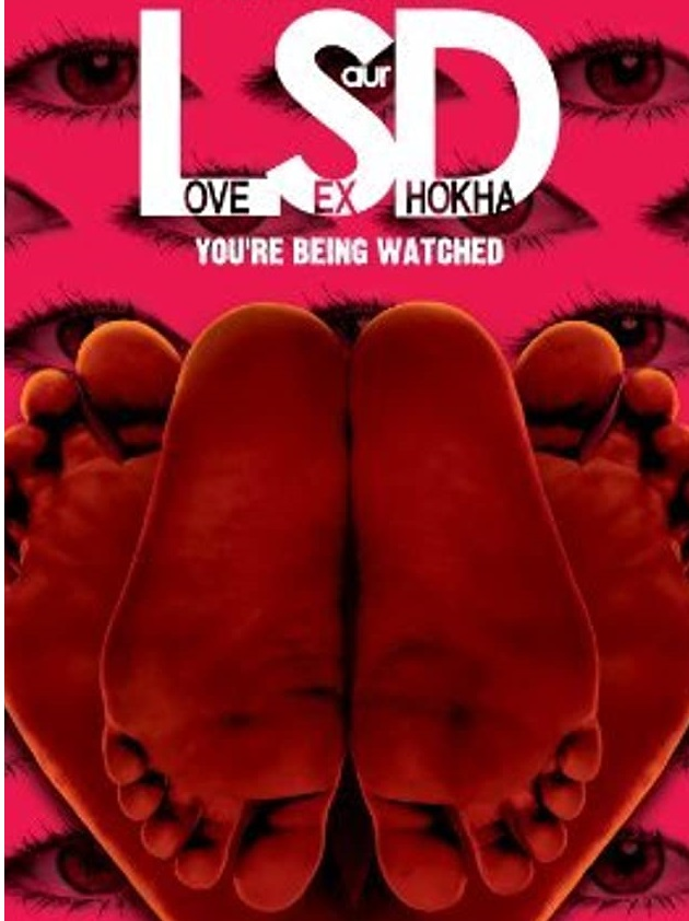 LOVE SEX AUR DHOKHA (2019) Hindi Dubbed Movie 720p HDRip 400MB
