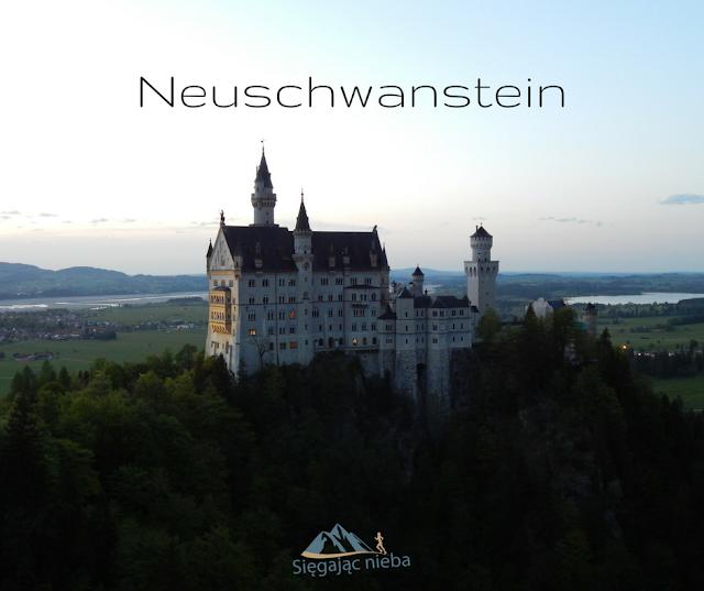 Alpy Bawarskie: Zamek Neuschwanstein