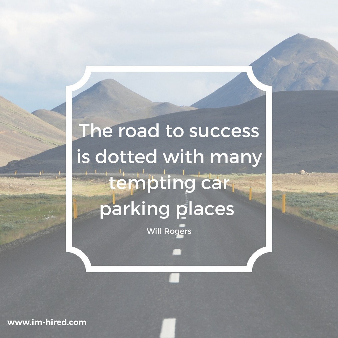 Road To Success Quotes 20 'more' Career Motivational Quotes  Career Counselling And