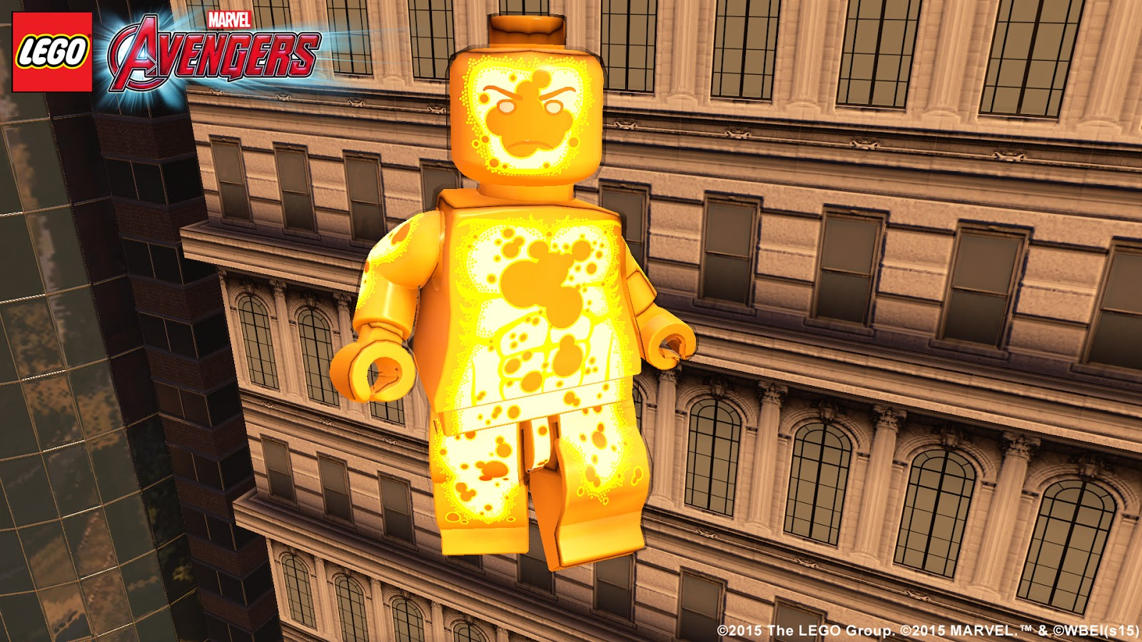LEGO Marvels Avengers Features Characters And Storylines From The Critically Acclaimed Film Smash Hit Sequel