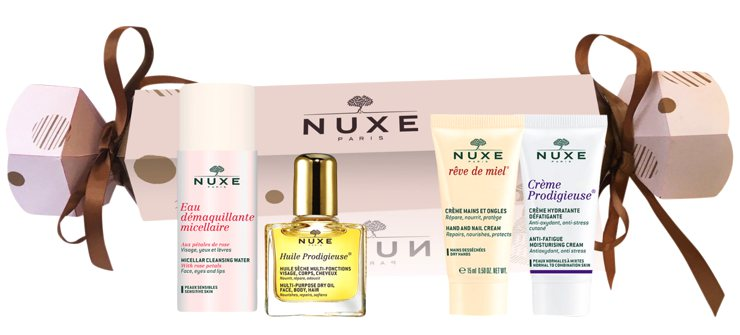 NUXE Holiday Cracker Set