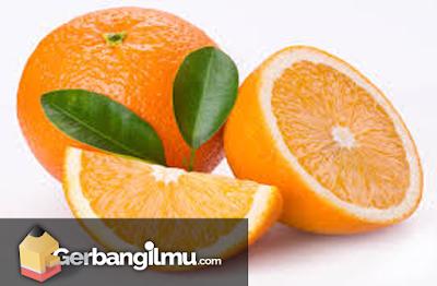 jeruk sebagai senyawa asam
