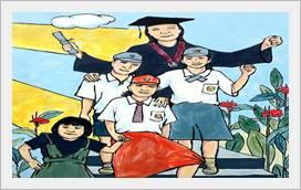 Contoh Surat Resmi Sekolah Yang Baik dan Benar