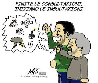 consultazioni, Gentiloni, governo, elezioni, incarico, vignetta, satira