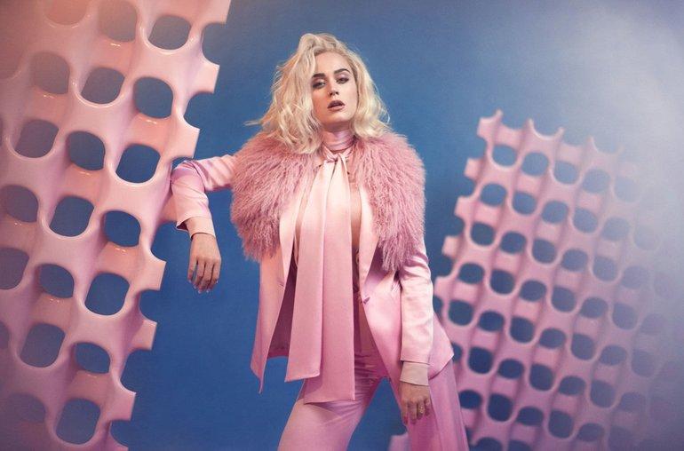 Katy Perry muestra adelanto de una nueva canción