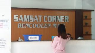 syarat bayar pajak samsat corner