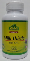 milk thistle, liver treatment