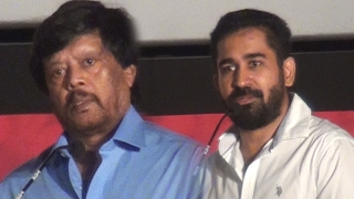 """Vijay Anthony is acting in real life""- Thiagarajan 