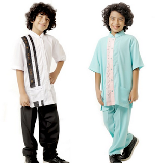 baju lebaran anak di tanah abang