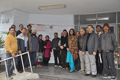 RADIO KASHMIR JAMMU OBSERVED NATIONAL CLEANLINESS DAY