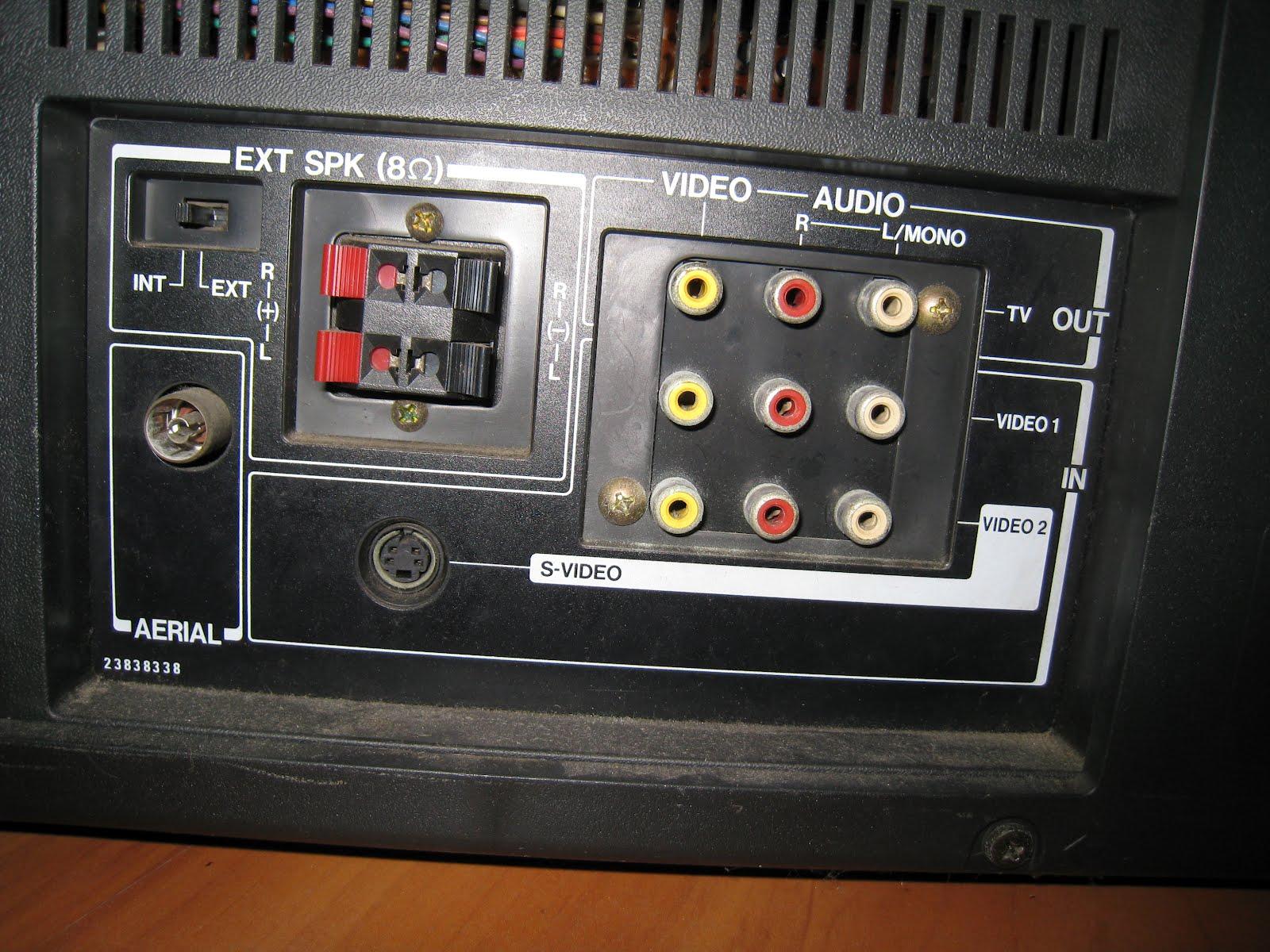 My Zakka Shop Used Toshiba Crt 29 Inch 2909hx Tv