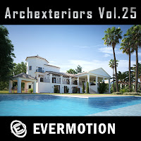 Evermotion Archexteriors vol.25 室外3D模型第25季下載