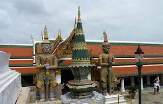 Gran Palacio Real de Bangkok. Thotkhirithon.