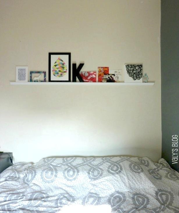 poser des cadres tuto sans clou ni vis valy 39 s blog. Black Bedroom Furniture Sets. Home Design Ideas