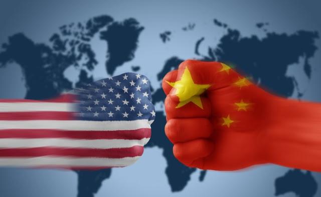 Os Estados Unidos em rota de colisão com a China