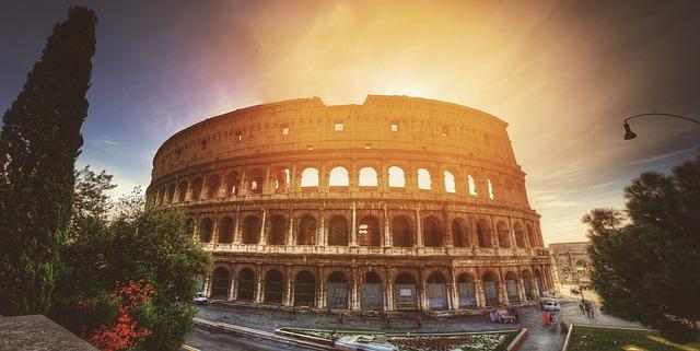 The Colosseum, Rome, Italy, Rome Italy, Roman Architecture, Architecture,
