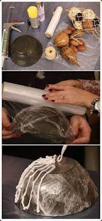 Elişi Vazo Yapımı, Resimli Açıklamalı  1