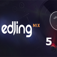 edjing 5: DJ turntable to mix and record music