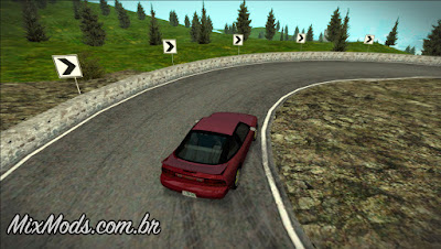 pista de drift para gta sa drift track map stelvio