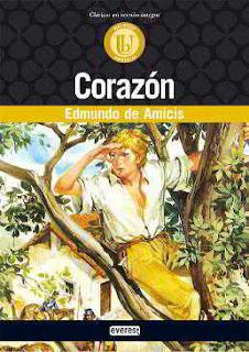 Portada del libro Corazon para descargar en pdf gratis