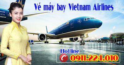 đại lý bán vé máy bay Vietnam Airlines uy tín