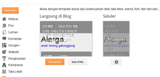 solusi form komentar blogger tidak tampil
