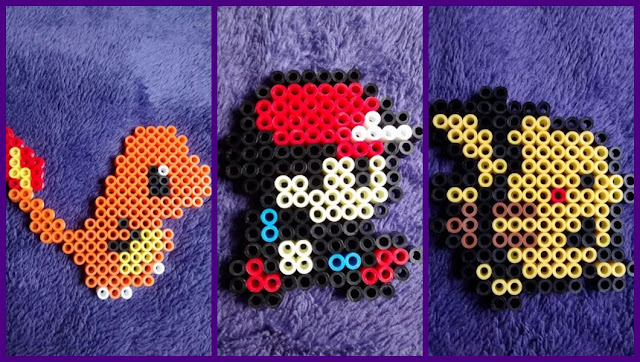 Perler Beads Pokémon