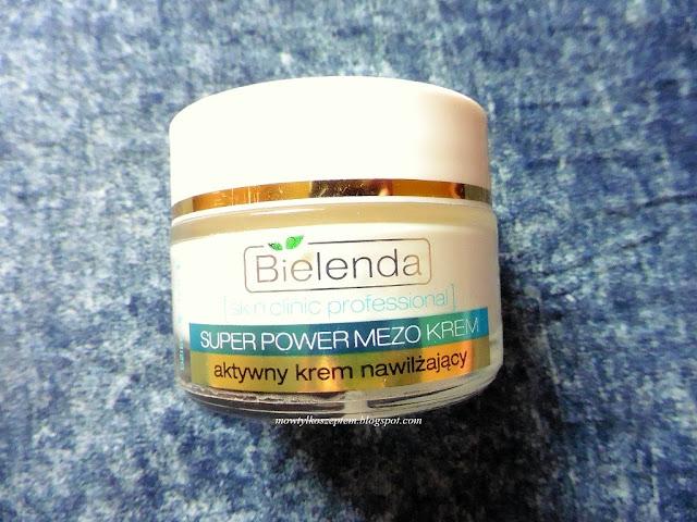 Bielenda mezo krem, skin clinic professional