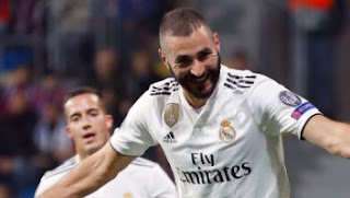 Real Madrid Libas Viktoria Plzen 5-0  Highlights