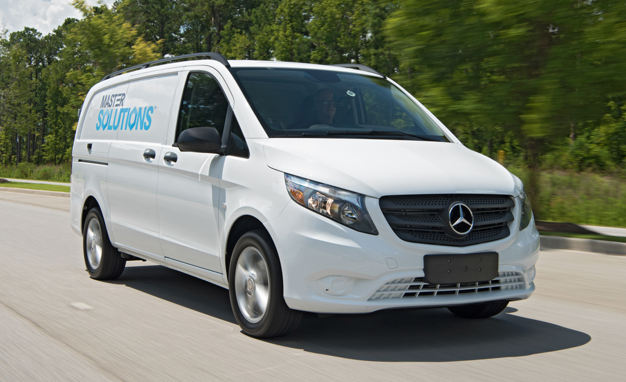 Let 39 s ride out 2016 mercedes benz metris cargo van for Mercedes benz work vans