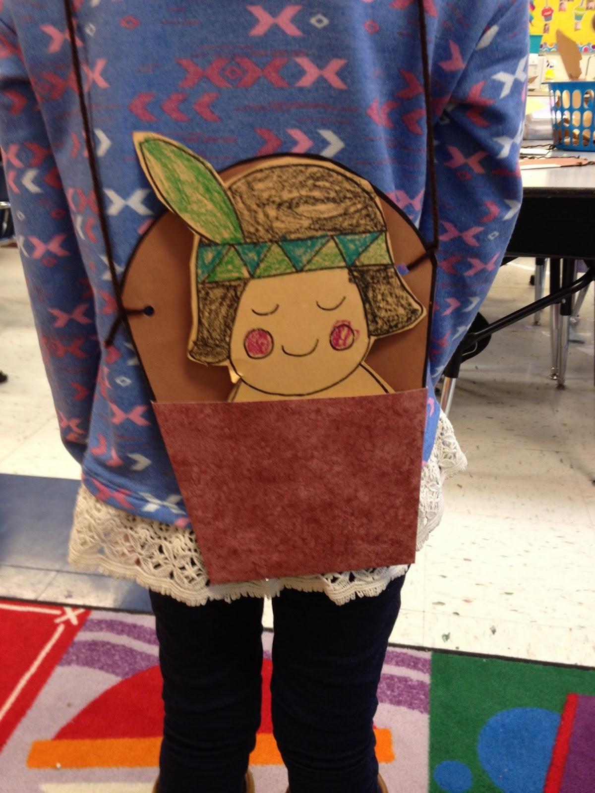 Thanksgiving Week Crafts For Kindergarten