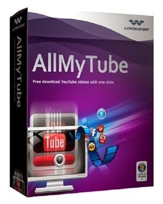 Wondershare AllMyTube Latest Crack 2015 Download