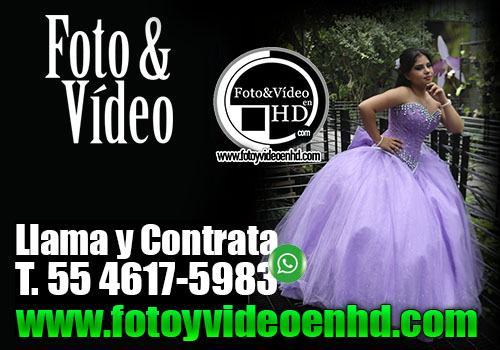 Foto y video para xv colonia Azcapotzalco Llama y cotiza tu evento al: 55 4617-5983