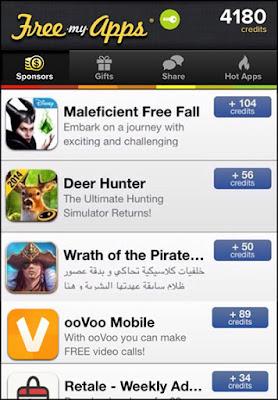 Gemas Gratis para Clash Royale com Free My Apps - 1