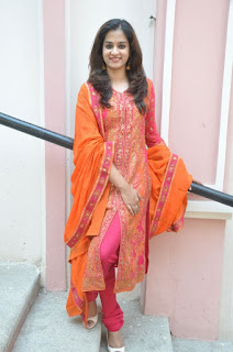 Actress Nanditha Stills in Salwar Kameez at Savitri Movie Success Meet  0122.jpg