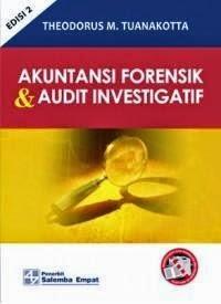 Buku Akuntansi Forensik dan Audit Investigatif Edisi 2 Murah