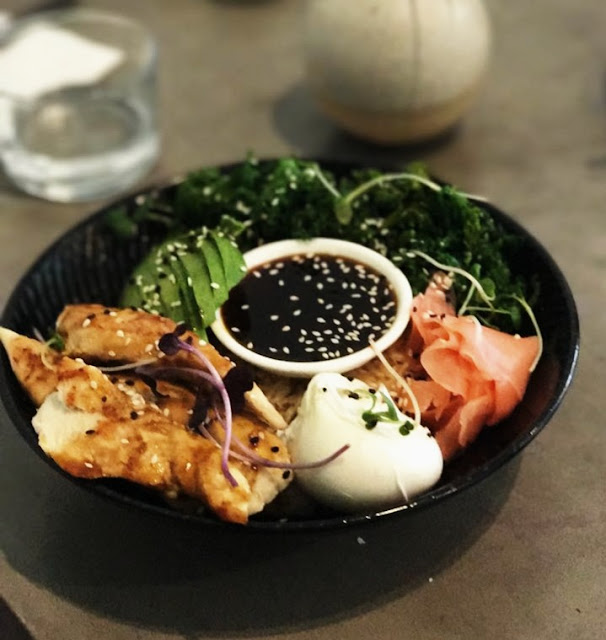 1809, Glen Waverley, poke bowl