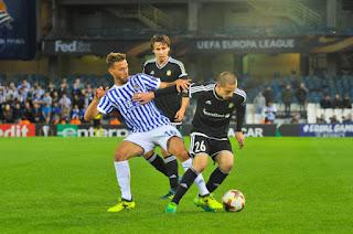 Nhận định bóng đá Rosenborg và Sociedad