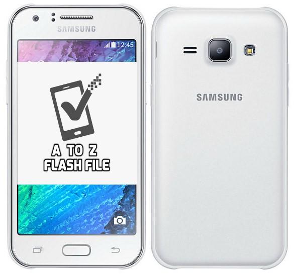 Samsung SM-J100H MT6572 v4.4.2 Tested Scatter Flash File Free 100%