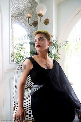 Nimisha Verma Portfolio Shoot - © Prakash Ghai