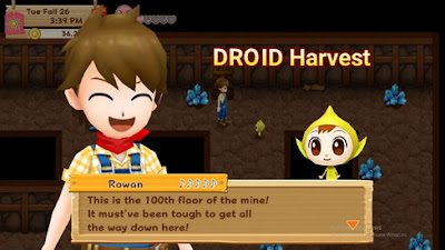 How to reach 100th floor mines in Harvest Moon: Light of Hope