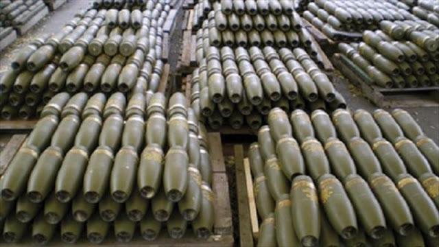 España vende armas por 141,7 millones de euros a Arabia Saudí