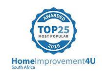 top 25 most popular 2016 badge - Homeimprovements4u