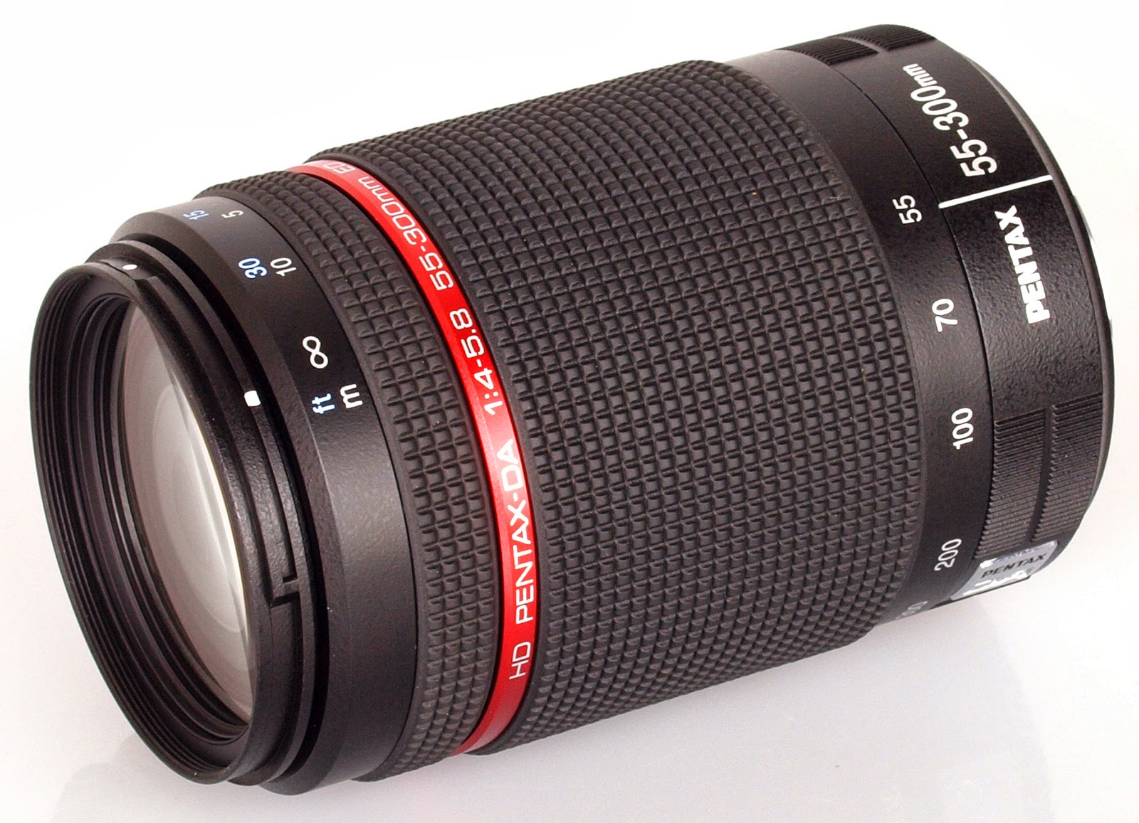 Pentax HD 55-300 фото