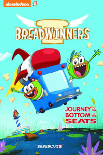 Review - Breadwinners: Journey to the Bottom of the Seats