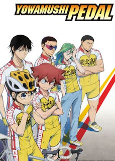 Yowamushi Pedal - Anime sports terbaik Fall 2013