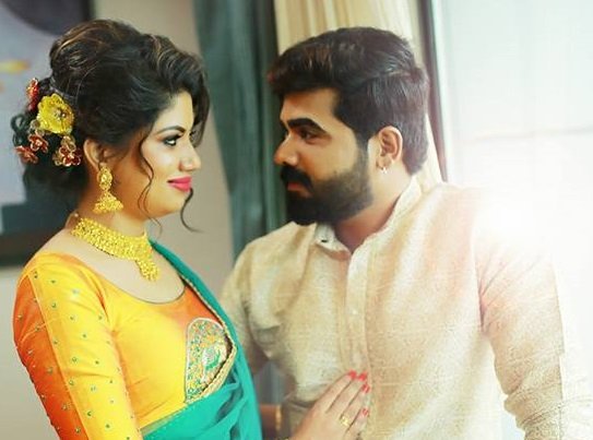 Deepan Murali engagement photos