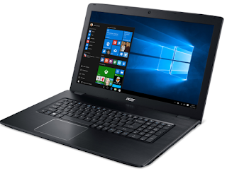 "Acer Aspire E5-774G i7-7500U 17.3"" Full HD Notebook Drivers Download For Windows 10"