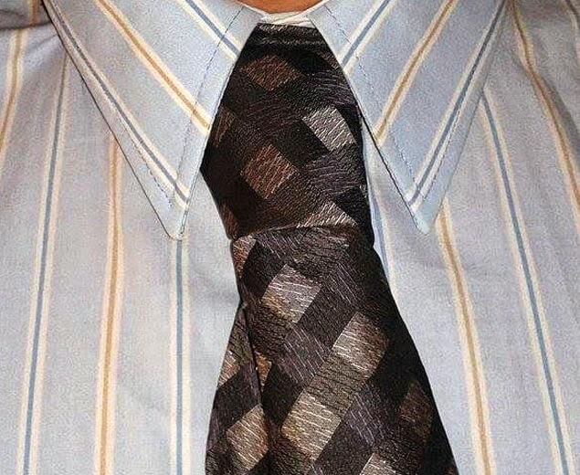 Kaklaraiščio mazgas Nr.9